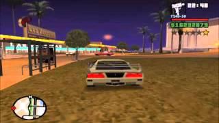 GTA San Andreas: Get smoke grenade