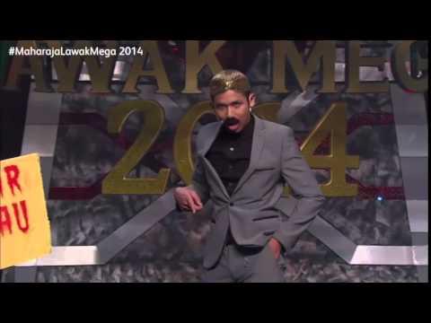 Maharaja Lawak Mega 2014 - Minggu 8 (Nabil)