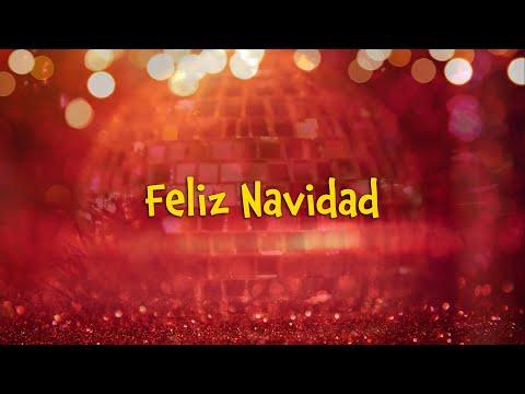 Feliz Navidad - Lyrics - singing-bell.com