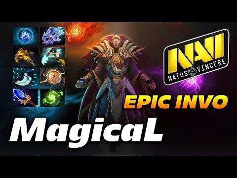 MagicaL Invoker 28 Frags | LONG EPIC GAME | Dota 2 Pro Gameplay