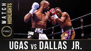 Ugas vs Dallas Jr HIGHLIGHTS: PBC on FS1 - February 1, 2020