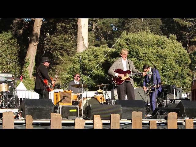 T Bone Burnett - 2014 Hardly Strictly Bluegrass 7859