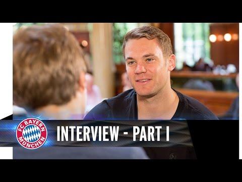 Manuel Neuer über die Saison und U-Bahn-Fahren