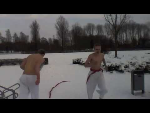 Hapkido Winter Training Urk Image 1