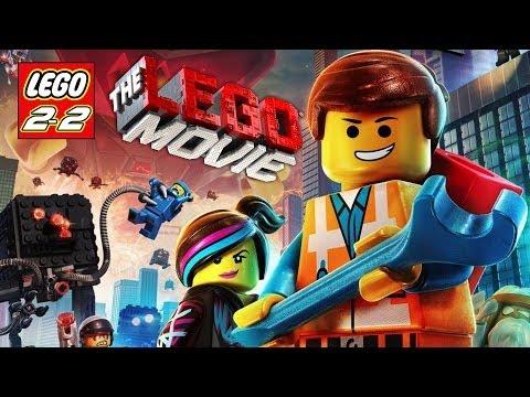 [2/2] Zagrajmy w The LEGO Movie Videogame (LEGO Przygoda) - Polski Gameplay - Xbox 360