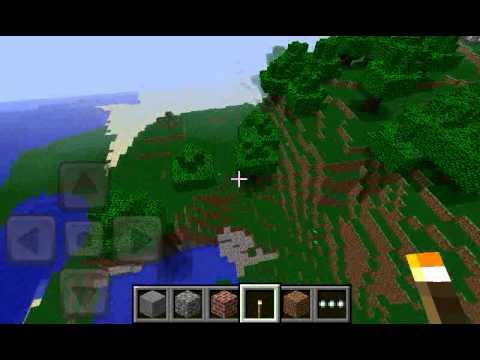 Minecraft PE worst seed ever