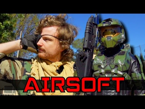VIDEO GAME AIRSOFT