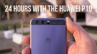 24 Hours with the Huawei P10 (Dazzling Blue)