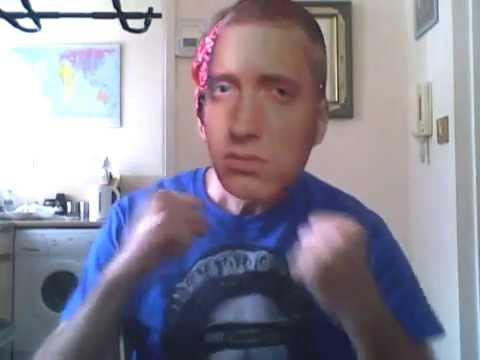Eminem Ain't Amused