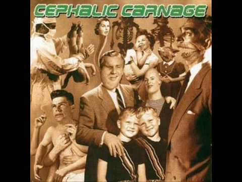 Cephalic Carnage - Eradicate Authority