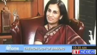Chanda Kochhar shares start of the ICICI journey