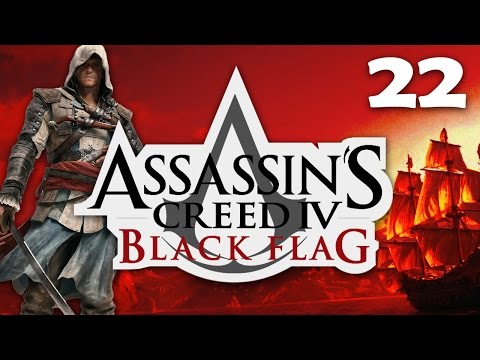 Assassin's Creed IV: Black Flag Ep.22