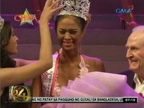 24 Oras: 18-anyos na magsasaka, wagi sa Ms. Bikini Philippines 2013