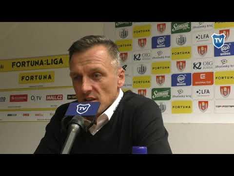 OHLASY / Luboš Kozel po Budějovicích (2:0)