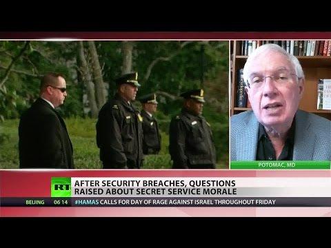 Secret Service arrests armed woman near White House