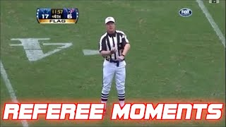 NFL Best/Funniest Referee Moments