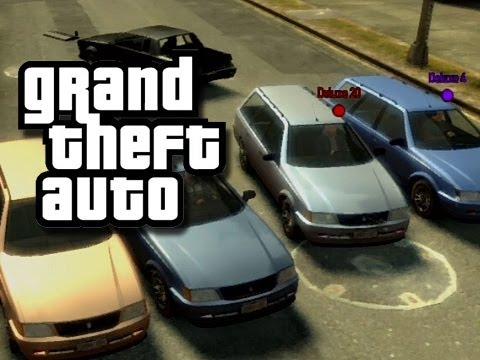 GTA Funny Moments and Stuff 1 (I Can't Wait For GTA 5)