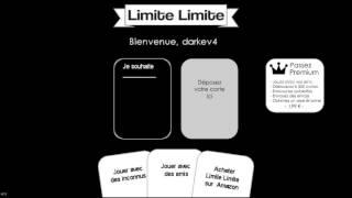 LIMITE LIMITE - Entrer avec Jaquie et Michel