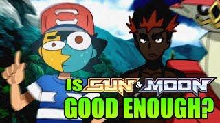 Is The Pokemon Sun and Moon Anime Good Enough?