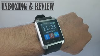 SmartWatch U8S   || UNBOXING Y REVIEW
