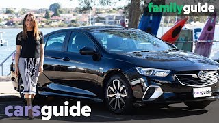 Holden Commodore RS liftback 2018 review