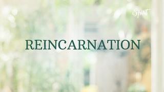 Reincarnation   A Quick Explanation