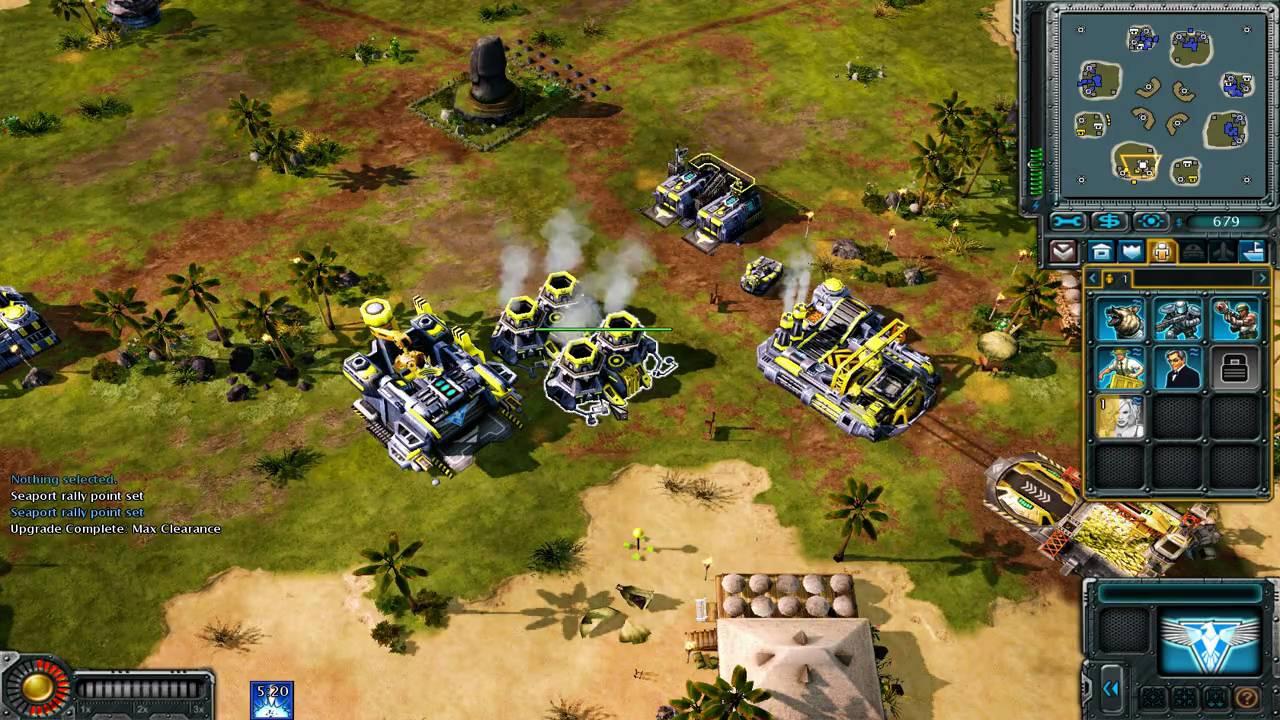 Red Alert 3 Uprising Commander Challenge 31 The Final