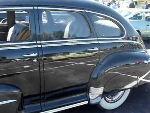 1948 Pontiac Silver Streak 8 - New Hydra-matic Automatic Tranny video