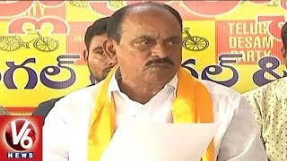 Revuri Prakash Reddy Slams KTR Over Comments On Opposition Alliance