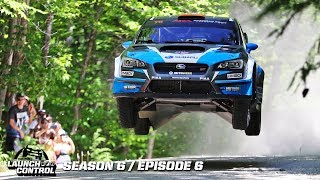 Launch Control: New England Forest Rally 2018 - Episode 6.06