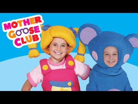 Nursery Rhyme Singing Time - Children's Songs With Mother Goose Club video