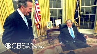 The past and future of the Bush political dynasty  from CBS This Morning