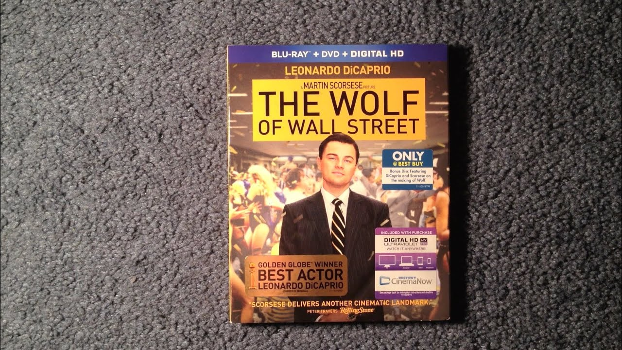 Unboxing The Wolf of W...