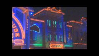 HKDL - Haunted Halloween 2011, new projection @ Main Street USA