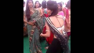 Sexy girl in saree