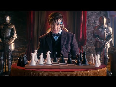 The End Game - Doctor Who - Nightmare in Silver - Series 7 - BBC