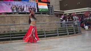 Nadia Ayme - Mix Pimple Dimple/Junction Lo - Aniv: Mere Dil Dance