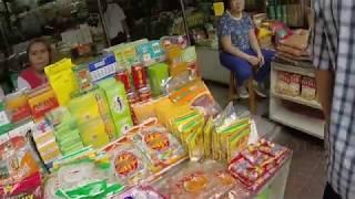 Hmong Eating Thai street foods in...Bangkok Part.2......