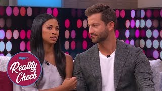 Katie Morton And Chris Bukowski Explain Why They're 'So Much Better' After 'Paradise' | PeopleTV