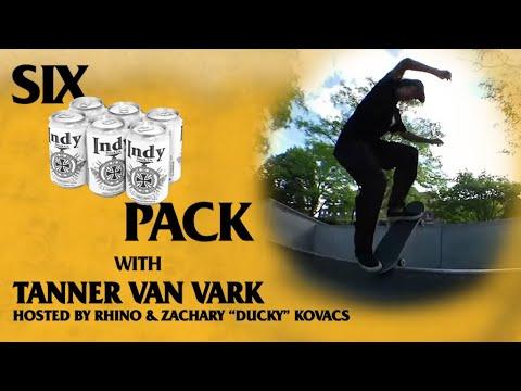 """Six Pack"" with Tanner Van Vark | Independent Trucks"