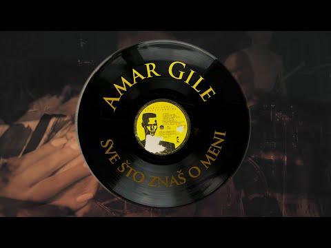 Amar Gile - Sve sto znas o meni (Official Music Video 2019)