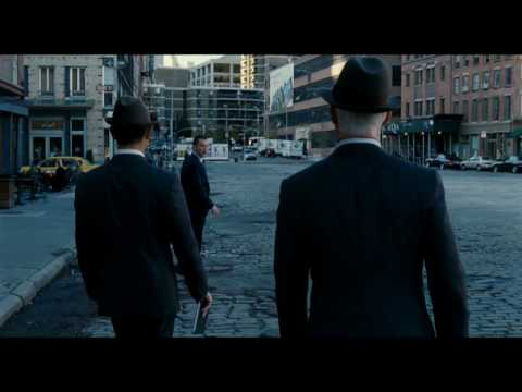 The Adjustment Bureau | Trailer #1R US (2010) MATT DAMON