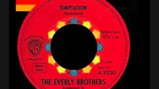 Watch Everly Brothers Temptation video