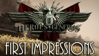 First Impressions --HEROES & GENERALS-- (Free To Play)