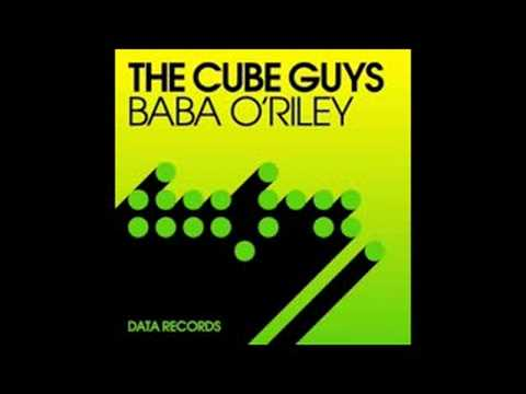 The Cube Guys - 'Baba O'Riley' (UK Club Mix)