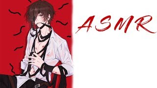 Yandere anime boy tells you to behave ;) // ASMR