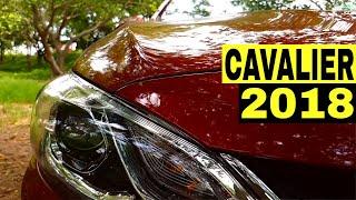 Chevrolet Cavalier 2018 Sedan Compacto - ¿Cómo Se Siente Conducirlo?