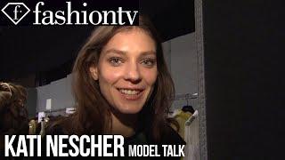 Kati Nescher: Model Talk   Spring/Summer 2014 Fashion Week   FashionTV