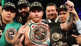 Fightful Boxing Podcast (10/18): Canelo Alvarez To DAZN, Billy Joe Saunders, WBSS
