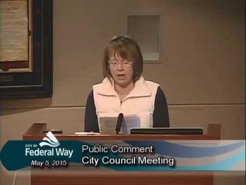05/05/2015 - Federal Way City Council - Regular Meeting